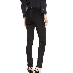 Acne Studios Skin Rocca Back Zip Jeans